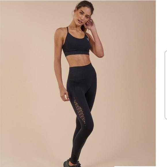 7971c2b4c42b0 Gymshark energy seamless high waisted leggings nwt My Posh Picks